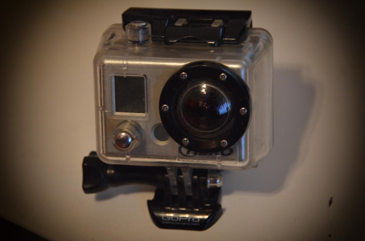 Видеокамера Go Pro 1