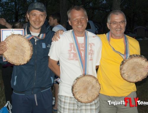 Соревнования по парапланерному спорту в Раковке